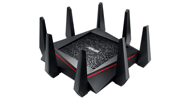 ASUS AC5300 Best Wireless Router For Gaming