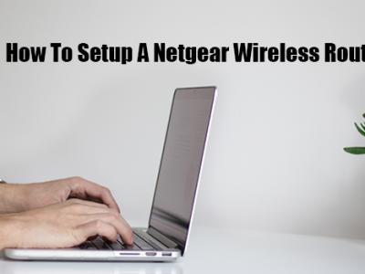 Netgear Wireless Router Setup Guide
